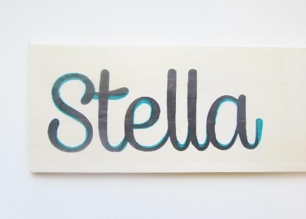 Wooden Word Tutorial 7