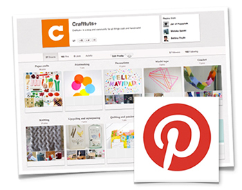 Craftuts+ on Pinterest