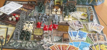 Maybe your game works better as a board game, or as a game for smartphones