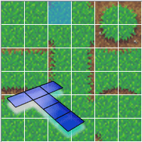 Introduction to tiled map engine