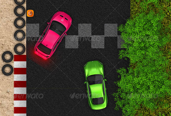GraphicRiver_Top_Down_Racing_Game_Sprite_Sheet