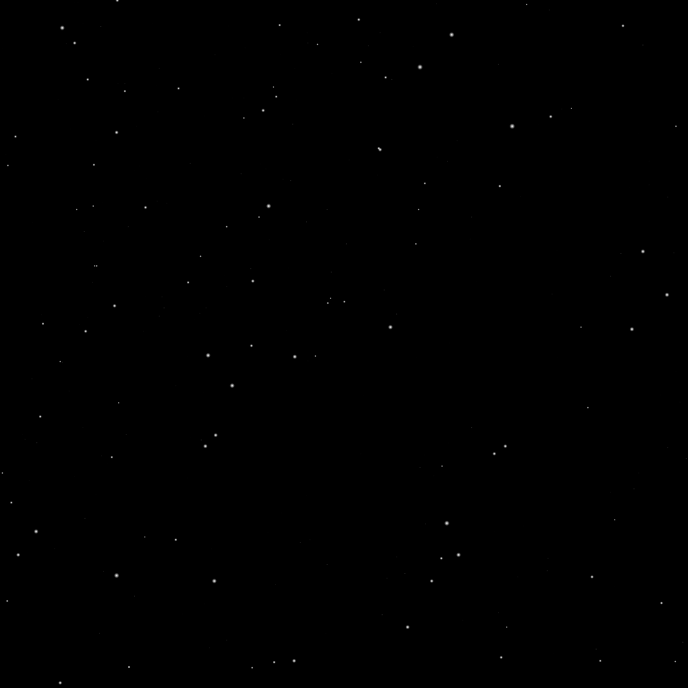 A simple starfield