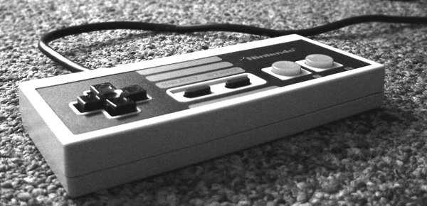 Remember when controllers were this simple?