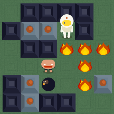 Totally free bomberman sprites 400px