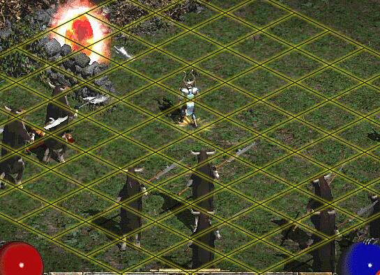 Creating isometric worlds a primer for game developers diablo tyukafo
