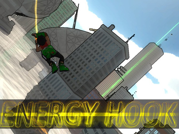 Spider-Man 2 and Energy Hook rope swinging physics tutorial