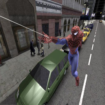 Swinging Physics for Player Movement (As Seen in Spider-Man 2 and