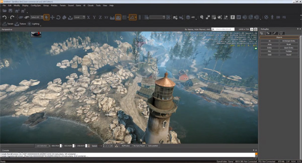 CyberGameArts_CryEngine_Tutorial
