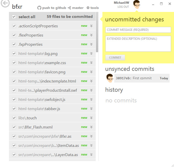 Git_and_GitHub_for_Game_Developers_FirstProperCommit