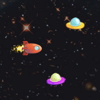 Preview for Enjoy These Totally Free Space-Based Shoot-'Em-Up Sprites!