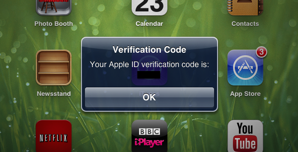iPad-Code