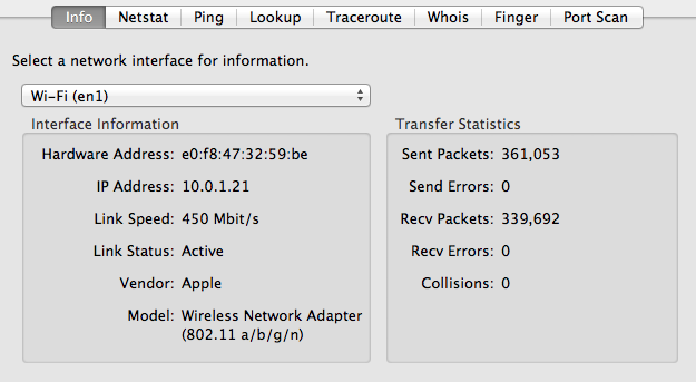 how to find out your mac screen size