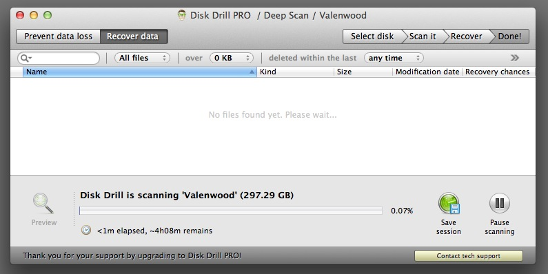 Protect and Recover Your Data With Disk Drill Pro