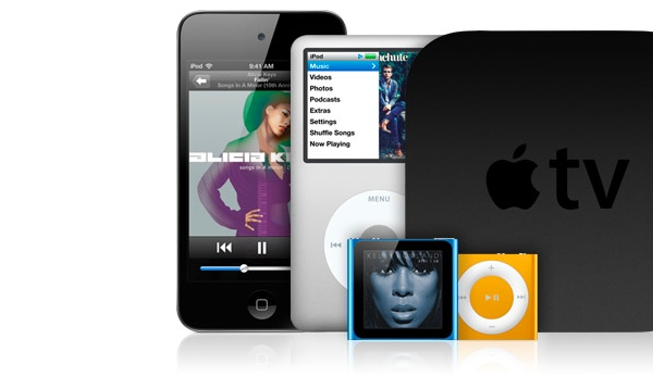 AppleCare Protection Plan for iPod and Apple TV