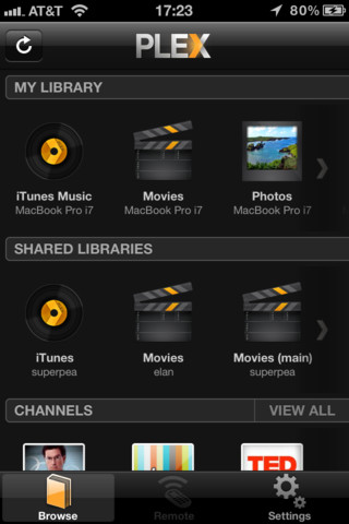 Stream Media From Your Mac to Almost Any Media Receiver with