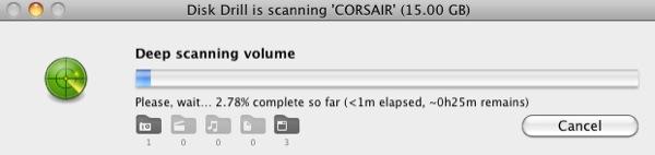 Deep scanning