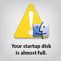 Preview for What To Do When Your Mac's Startup Disk is Almost Full