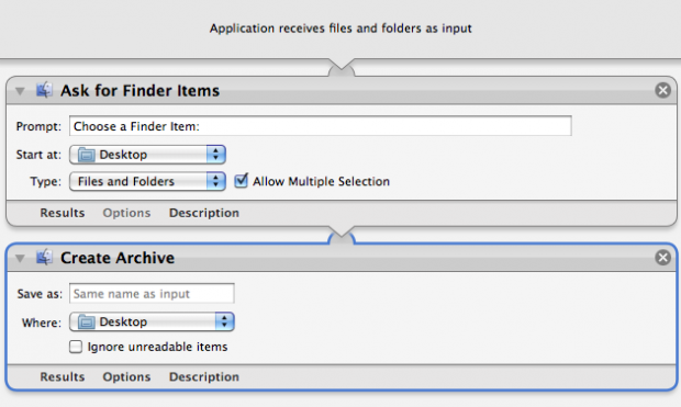 Create Archive