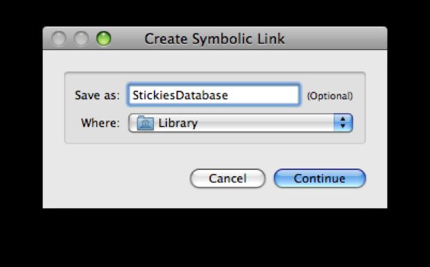 Create Symbolic Link