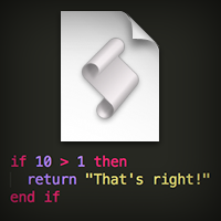 Preview for If and If Else: AppleScript Conditional Statements