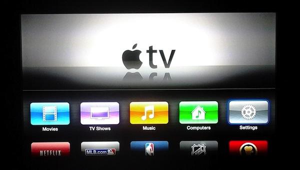 Apple TVHome