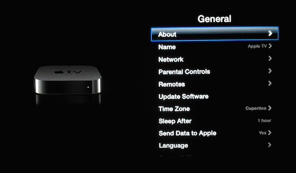 how to play my imac on apple tv