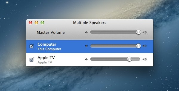 iTunesMultipleSpeakers