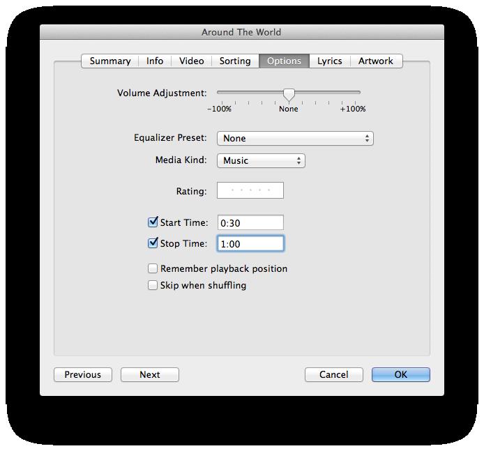 Quick Tip: Create Ringtones in iTunes for Free