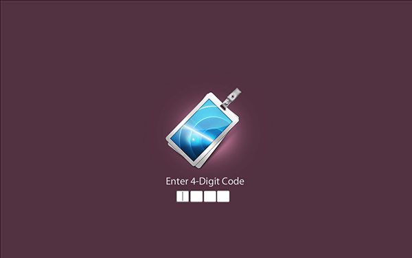 The lock screen will let you into your Mac with a PIN, so create one. Just in case.