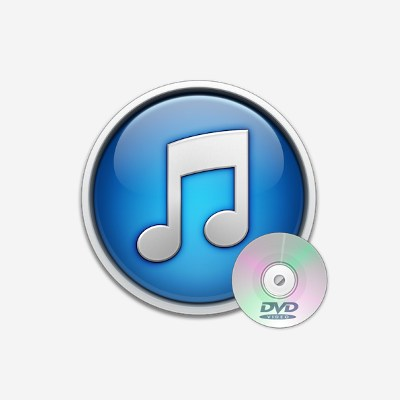 how to download a dvd into itunes