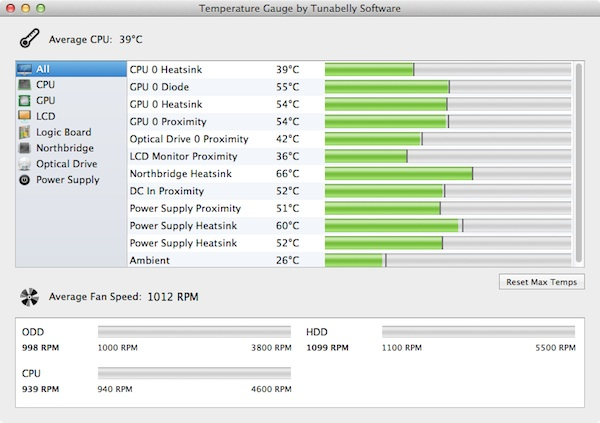 Keeping Your Cool With Apple Mac Operating Temperatures