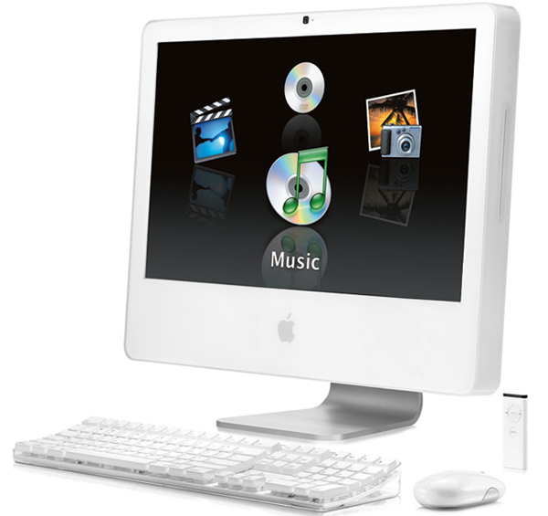 The original Intel-based iMac was released in January 2006.