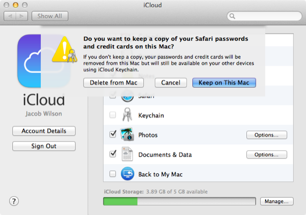 The Complete Guide to iCloud Keychain