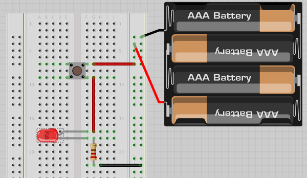 how to know if a breadboard is broken
