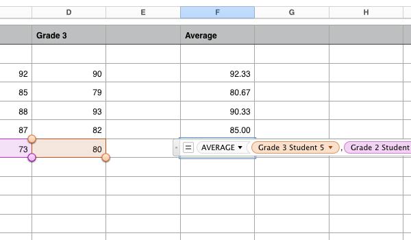 Highlight the relevant data.