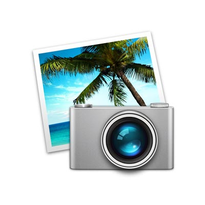 Preview for Getting Started With iPhoto