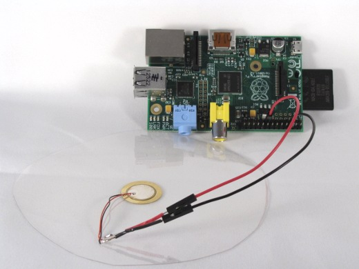 Creating A Speaker For Your Raspberry Pi Using A Piezo Element