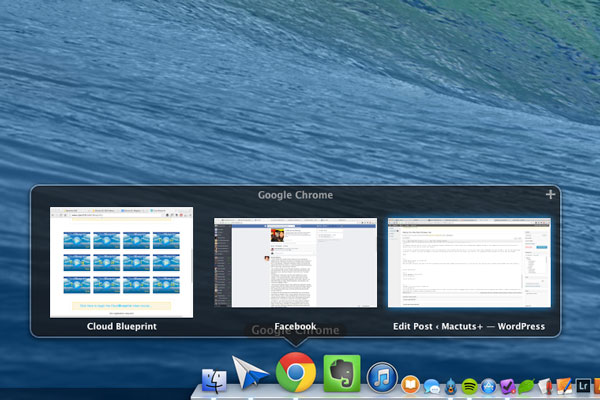 HyperDock brings window previews to OS X