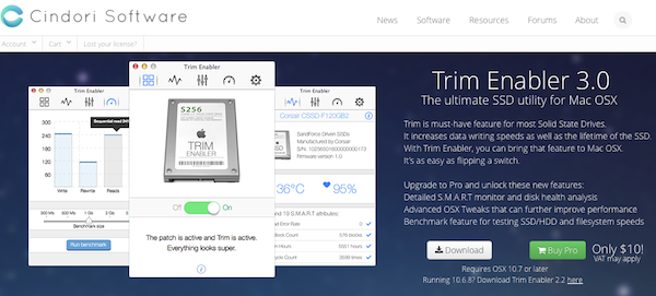 TRIM Enabler Site
