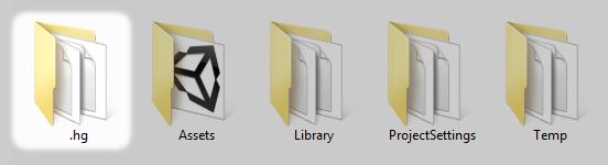 hg folder