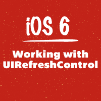 Working with uirefreshcontrol