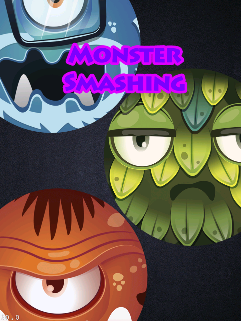 Build a monster smashing game with cocos2d project setup figure 3 monster smashing logo and background baditri Choice Image