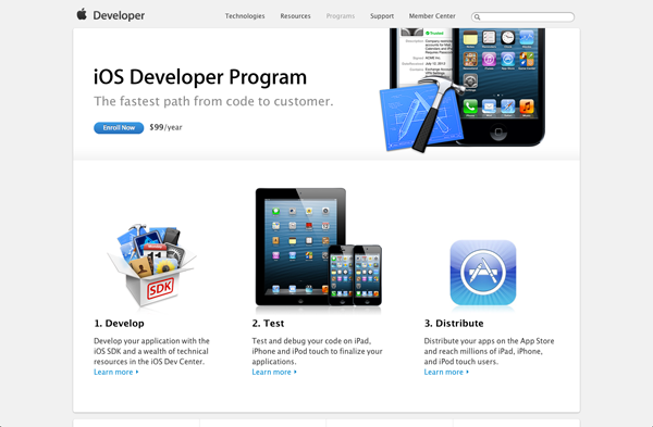 How To Submit an iOS App to the App Store - Enrolling in Apples iOS Developer Program