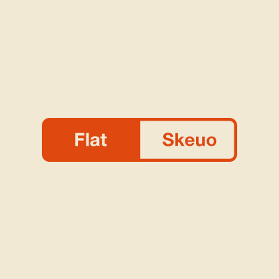 Mobile design flat flat icon 2x