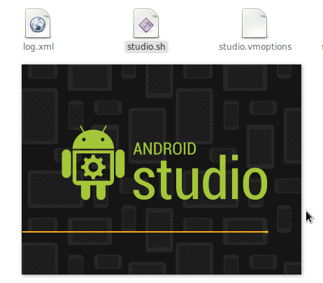 android sdk: working with android studio