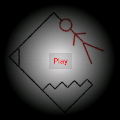 Android hangman game preview retina
