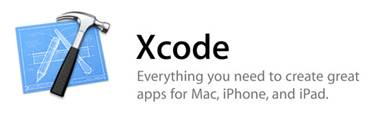 Figure 2 The Xcode logo in the Mac App Store