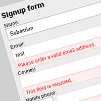 Link toCreate an sms signup form: part 2