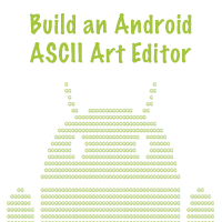 Android ascii preview