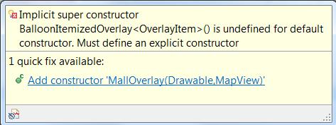 Autofix Error